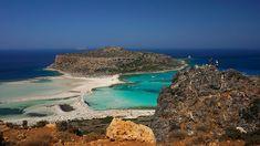 A 10 legszebb görög strand 2019-ben - Travelhunter Utazási blog Balos Beach, Krabi, Most Beautiful Beaches, Blue Lagoon, Crete, Maldives, Santorini, Philippines, Island