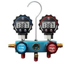 Elitech US temperature logger,temperature controller panl - Leader cold chain industry suppliers Digital Pressure Gauge, Hvac Tools, Battery Indicator, Button Cell, Temperature And Humidity, Air Conditioning System, Gauges, The Unit, Cold