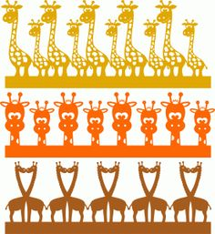 Welcome to the Silhouette Design Store, your source for craft machine cut files, fonts, SVGs, and other digital content for use with the Silhouette CAMEO® and other electronic cutting machines. Scrapbook Borders, Scrapbook Sketches, Scrapbook Albums, Scrapbook Paper, Scrapbooking, Silhouette Cameo Projects, Silhouette Design, Giraffe Decor, Silhouette Online Store