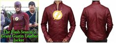 Are you looking for a great costume design for a comic-on event or general wear? This exclusive attire has worn by Grant Gustin in the famous American Television Series Flash 2. This jacket has flash logo at front and gives you smart look. Buy this stylish outfit from our online store at discounted price and look stylish.