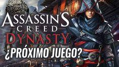 ASSASSIN'S CREED DYNASTY ¿Es el PRÓXIMO VIDEOJUEGO de ASSASSIN'S CREED? No quedes sin saber LOS NUEVOS RUMORES sobre el futuro de la franquicia. https://www.youtube.com/watch?v=qCD0ZtDf7F4&feature=youtu.be #assassinscreed #assassins #assassin #ac #assassinscreeed2 #assassinscreedbrotherhood #assassinscreedrevelations #assassinscreed3 #assassinscreedblackflag #assassinscreedrogue #assassinscreedunity #assassinscreedsyndicate #altairibnlaahad #ezioauditore #connorkenway #edwardkenway…