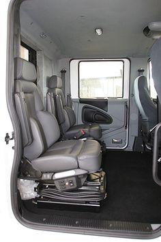 MD54-pickup comfort / International MXT CC