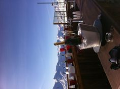 Refreshment break on the slopes - Folie Douce, Val Thorens, 3 Valleys