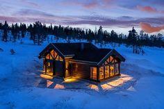 (3) Trysil/ Trysilsetra - Nyoppført og eksklusiv tømmerhytte med høy standard på vakre Trysilsetra - Denne hytta må oppleves - 4 soverom - 2 bad - 2 stuer   FINN.no