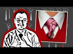 How to Tie and Eldredge Knot  Another of my favourites, a bit complicated and quite formal, so use it when you want to dazzle.