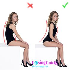 ✎ Rule №7 ✿FUNDAMENTALS OF POSING. LUMBAR SPINE.✿ ✏ As we've already mentioned, you should straighten your back in any position (when sitting as well). When you're slouching in a sitting position, there is a risk of two unpleasant surprises: too small breasts and big belly. ✔ #posingguide #backstage #beauty #fashion #lesson #lessonlearned #lessonoftheday #lessons #lessonslearned #suit #suits #tips #photostudio #pose_for_photo #casting #photo_pose #ideas #rules