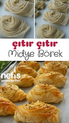 Turkish Recipes, Ethnic Recipes, Pan Relleno, Albondigas, Homemade Beauty Products, Mediterranean Recipes, Empanadas, Holiday Cookies, Snacks