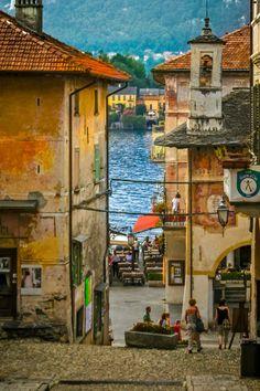 Lake Orta - Italy°°
