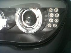 BMW S7 Angels Eyes