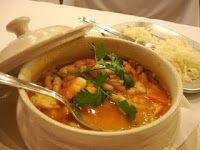 Cook Guru | Mozambican Cuisine: Feijoada de Mariscos (White Beans with Seafood)