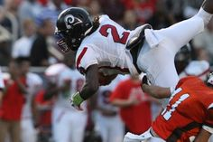 Hillcrest defeated Mauldin, 35-13, in Week 1 of high school football action, Friday, Aug. 30, 2013.