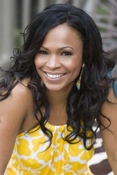 Actress Nia Long is of Trinidadian, Grenadian, and Bajan descent