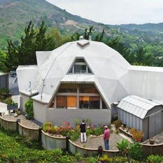 You're Going to Want to Live in One of These 12 Dome Homes