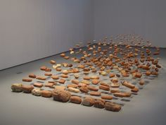 Neither From Nor Towards, 1992, Cornelia Parker, Arts Council Collection, Hayward Gallery, London