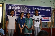 Bosch India Volunteers Trinity Care Foundation  http://trinitycarefoundation.org