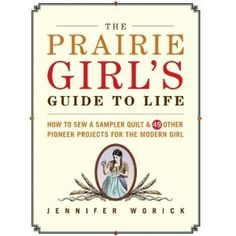 A version of Little House on the Prairie for those of us who grew up reading Wilder's books...delightful.