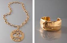 Resultado de imagen de chanel jewelry