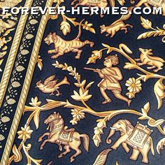 Adorable details in this Chasse En Inde silk scarf of couture house Hermes Paris designed by french artist Michel Duchene now in our online store #foreverhermes http://forever-hermes.com with golden tiger #camel #horse #hunter #huntingworld #elephant #squirrel . A lovely accessory for #dapper #gentleman  #mensfashion #mensnecktie #equestrian #Hermes #hermescollector #india #MensSuit #menstyle #womensfashion #womenswear #necktie