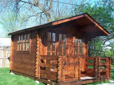 Wales 10 Ft. W x 10 Ft. D Solid Wood Garden Shed