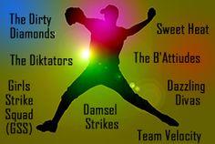 Best 25+ Softball team names ideas on Pinterest   Softball ...