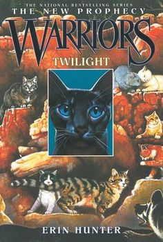 Twilight (Warriors: The New Prophecy #5) by Erin Hunter AR BL: 5.5 - AR Pts: 11.0