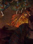 "New artwork for sale! - "" Degas Edgar Ballerina And Lady With A Fan by Edgar Degas "" - http://ift.tt/2pdpVt4"