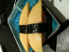 Mango/Zalm/Rijst