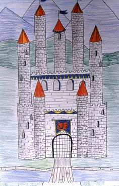Drawing castles - DSS uses templates