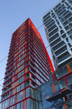 Calypso building - Rotterdam the Netherlands