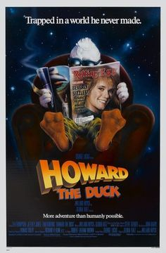 Watch Howard the Duck Full Movie Streaming HD
