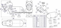 wooden elephant toys - Google Search