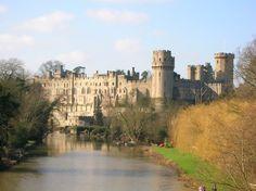 Warwick Castle England