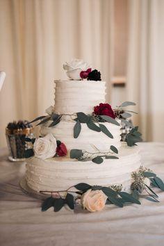 My wedding cake!  Best ever!