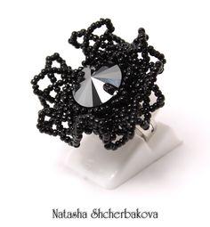 Natasha Shcherbakova Design: МК: Кольцо