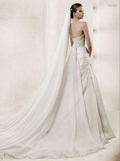 Véu de noiva: escolha o tamanho ideal.