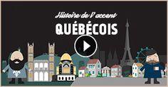Accent français VS accent québécois - Pas toujours évident de comprendre le français du Québec. - http://www.je-parle-quebecois.com/videos/extrait-film-serie/accent-francais-vs-accent-quebecois.html