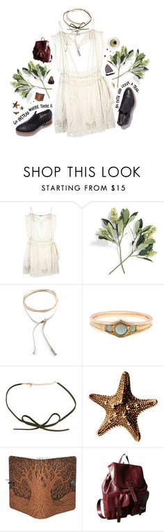 """""""Do not follow where the path may lead."""" by mercuryal ❤ liked on Polyvore featuring Child Of Wild, Justine Brooks and Prada"""
