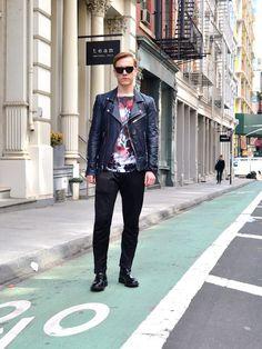 Swedish Street style New York Nordic Style Magazine