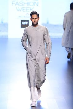 Check out Antar Agni's menswear collection right here on frugal2fab.com #LFW…