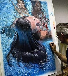 Beautiful hyperrealism by @johannes_wessmark 😍😍 Use #foart1 or #artbynights for a possible feature Check also: @creative_animalart @art_700_ @artfeedr @show_yourself #art #artist #artofinstagram #imaginative #artsy #artistic #artoftheday #artwork #love #amazing #awesome #acrylic #beautiful #creative #drawing #popart #fineart #illustration #wonderful #instaartist #inspiration #digitalart #oilpaintings #improvement #paint #painting #instadraw #instaart