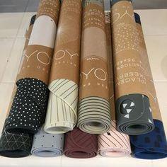 Les sets de table en silicone de Oyoy