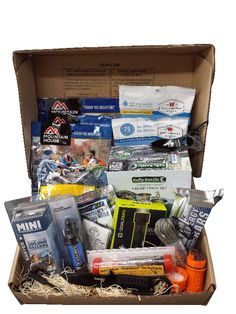 Essential Survival Gear and Survival Supplies Delivered Monthly
