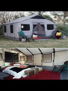Safari Tent - the only way to camp
