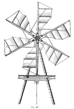 Steampunk Clip Art - Propellers - Windmills - The Graphics Fairy