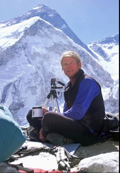 Scott Fischer, co-owner of the outdoor adventure company, is presumed dead on Mt. Everest after they apparently lost their way in a blizzard. 8 people died on May 11 in deadly weather conditions.