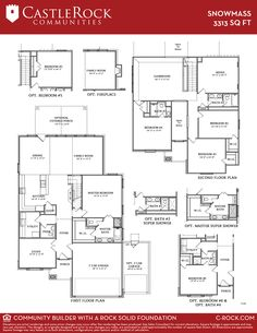 7 Best CastleRock Communities images   Castlerock ... Trinity Homes Castle Rock Plan on shelter home plans, new era home plans, architect home plans,