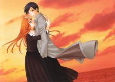 Kyoko and Katsuya (Fruits Basket). Completely heartbreaking.