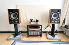Tannoy Gold Monitors