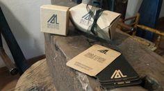 Diseño de la Imagen Corporativa para MartaLerma artesanía en plata.