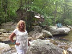 Me at Dad's Place in Boone, NC